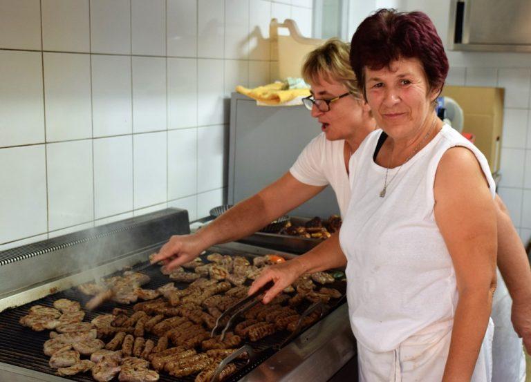 Ein Muss in unserer Küche Ćevapčići