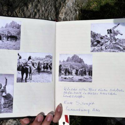 Auszug aus dem Fanbuch