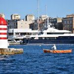 Fähre in Zadar
